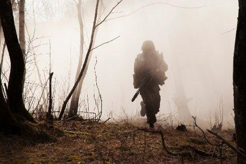 Har du militær bakgrunn og savner den grønne hverdagen? Da kan du søke på jobb som områdesjef i Sola.