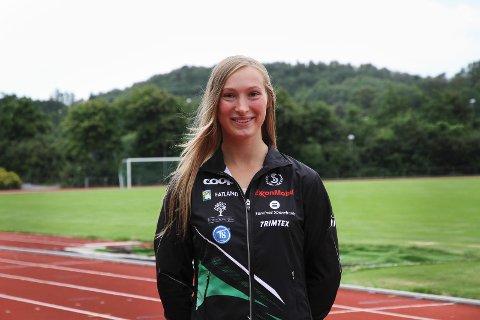 Agathe Holtan Wathne gikk fra gull og rekorder under innendørs-NM sist helg til ny personlig rekord i nordisk mesterskap denne helgen.