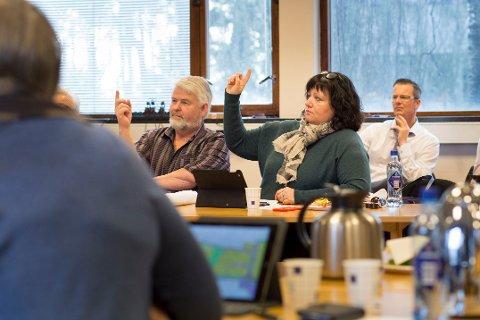 Ap-politiker Siv-Len Strandskog og budsjettpartnerne i Sp, MDG og Tanangerlisten stemmer for flere lærere i solaskolen.