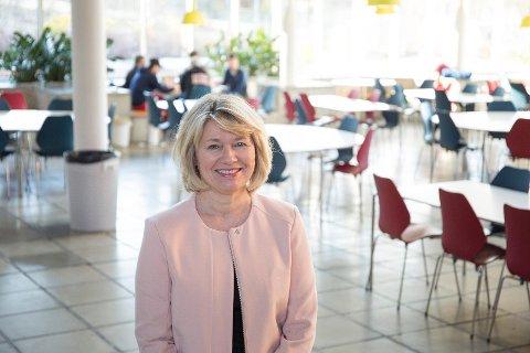 Allerede i fjor høst kunne Janne Handeland, rektor ved Sola vgs, fortelle at fraværet gikk ned etter at fraværsgrensen ble innført.