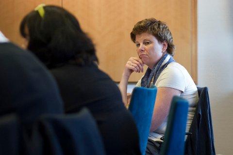 Rådmann Ingrid Nordbø sier kommunen setter inn strakstiltak for å bedre renholdet ved Sola sjukeheim fra i morgen.