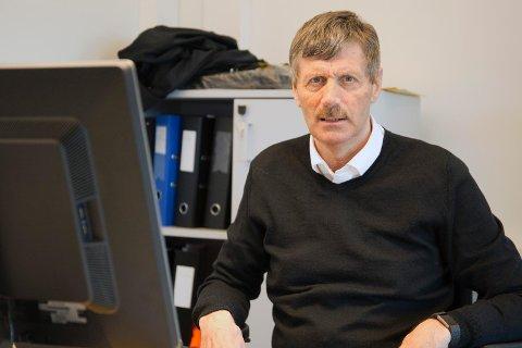 John Harald Kåsen (bildet) velger og ikke å fokusere på nedrykket, men heller gjøre det de kan for å holde seg i den øverste divisjonen. Dersom nedrykket blir et faktum, tror Kåsen derimot ikke at det vil være store økonomiske påvirkninger for klubben.