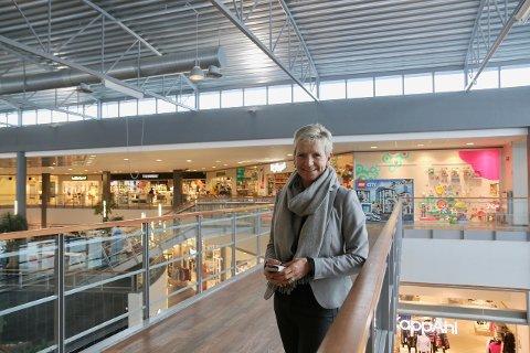 Siri Øksnevad Olsen, senterleder på Jærhagen i Klepp.