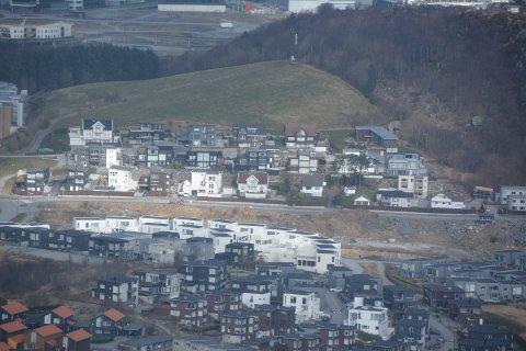 I Skadbergvegen ble det solgt en bolig for 9,2 millioner kroner i juni.