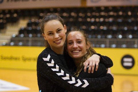 Malin Holta og Camilla Herrem kom begge med på årets lag. Holta ble også toppscorer i Rema 1000-ligaen i årets amputerte sesong.