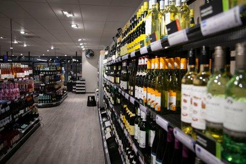 Vinmonopolet i Sola er åpent på valgdagen etter nye regler som trådte i kraft i 2015. Men ti kommuner har valgt å opprettholde forbudet mot å selge alkohol på valgdagen.