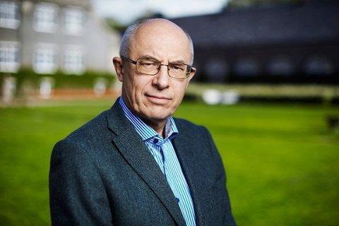 GIR SEG: Harald Gjein, administrerende direktør i Mattilsynet, gir seg etter pelsdyrskandalen.