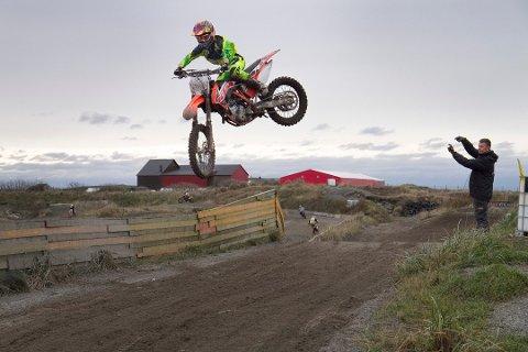 Illustrasjonsfoto. Speedcross på Bybergsanden er en av idrettene som er med under NM-veka som starter onsdag.
