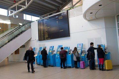 Antallet passasjerer som reiste fra Stavanger lufthavn, Sola økte i juni sammenliknet med fjoråret.