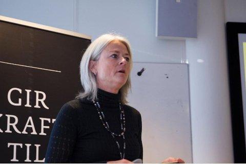Havnedirektør Merete Eik kommer til Risavikadagen for å snakke om utslippsfrie transportløsninger.