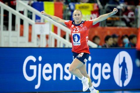 Camilla Herrem er klar for EM, men det vil ikke foregå i Norge.
