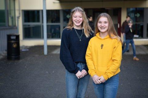 Kajsa Rossavik og Grace Mackland har tatt initiativ til å arrangere en søppeldugnad i Tananger. De håper så mange som mulig vil bli med å rydde i Tananger 29. februar.