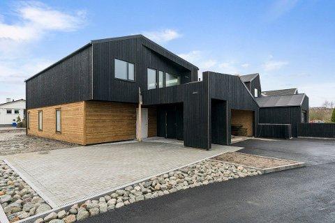I skrivende stund er dette den dyreste boligen på markedet i Sola.