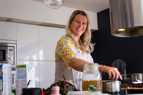 Ann-Therese Bærheim liker ikke å kaste mat, og er derfor blitt ekspert på å trylle om rester til nye retter.