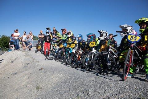Sola BMX er en av organisasjonene som får pengestøtte.