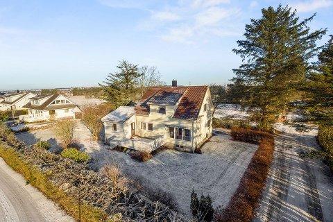 Denne eiendommen skapte stor interesse på markedet.