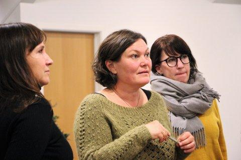 FORSLAG: Astrid Norland (KrF) la fram forslaget som fikk enstemmig støtte.