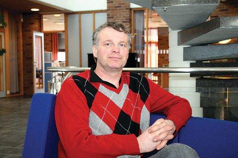 Forsand-politikar Tore Hans Mikkelson (Sp) oppmoda til ikkje å uttale seg negativt om Ryfast. (Arkivfoto)