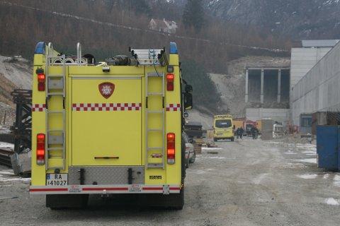 Brannen på Forsand ble kjapt slukket, men brannvesen fra både Strand og Forsand ble tilkalt.