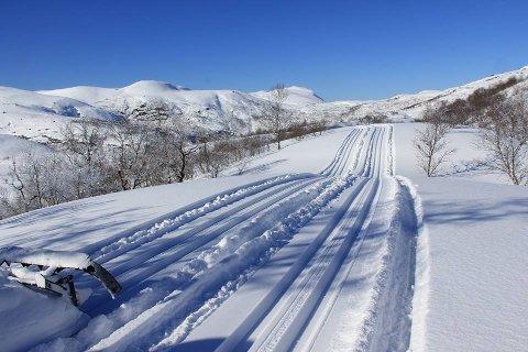 Norsk Folkehjelp melder om 35 kilometer nye løyper skjærtorsdag.