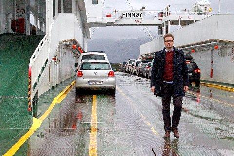 Lyche Lage skal jobba for å sikra den private ferjedrifta over Høgsfjorden etter 2020 på oppdrag av Forsand og Sandnes.