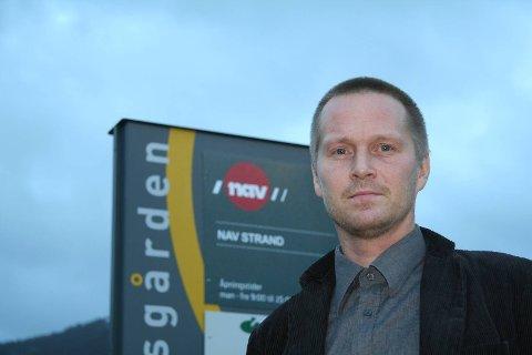– Også lokalt er det familier som har det vanskelig til jul, sier Nav-sjef Nils Kjetil Nessa. (Arkivfoto)