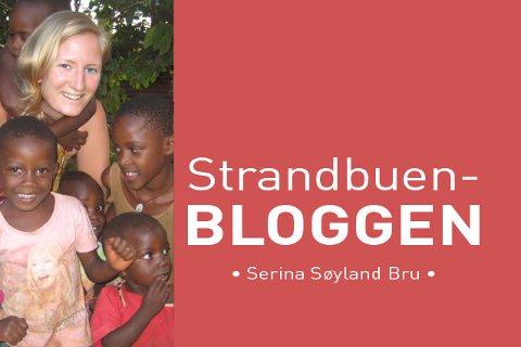 Serina hadde planlagt å reisa ned for å hjelpa til med arbeidet på barneheimen i Uganda, men måtte revurdera planane fordi det er så utrygt i landet.