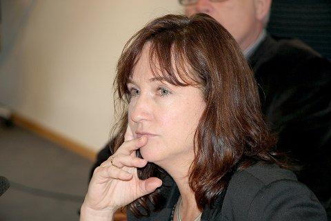 Strand-ordfører Irene Heng Lauvsnes mener at den prosentvise andelen av friskoleplasser i Strand er litt høy, men bekymrer seg ikke over at det skal redusere kvaliteten i den offentlige skolen. (Arkivfoto: Jens Bjørheim)