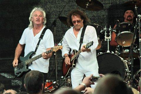 Smokie fra en konsert de senere årene. I sommer kommer bandet til Jørpeland. (Foto: gravitat-OFF / Wikipedia)
