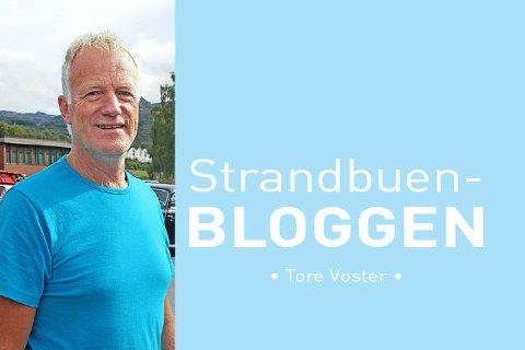 Tore Voster hadde en FANTASTISK tur til Trolltunga.