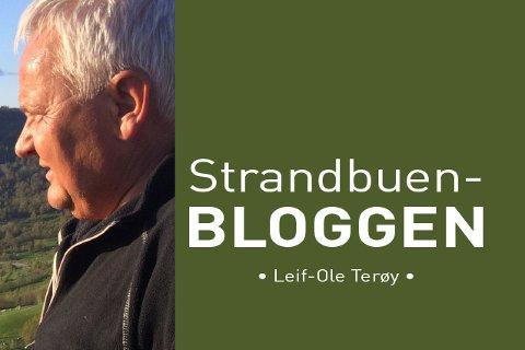 Leif-Ole Terøy og ein gjeng «gutar» går tur nesten kvar onsdag. Utover hausten får vi vera med dei tur. Vi gleder oss, og ønsker dei velkommen som nye bloggerar på Strandbuen-bloggen.