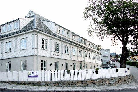 Verkshotellet på Jørpeland vil trolig få kinesiske eiere. (Foto: Jens Bjørheim)
