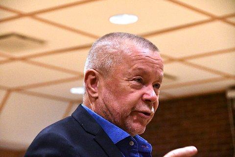 VIL SATSA I ÅRDAL: Kolbjørn Pedersen vil bygga vidare på Årdal Omsorgssenter sin kompetanse på demens, og tilby nabokommunane plassar på eit regionalt demenssenter i Årdal.