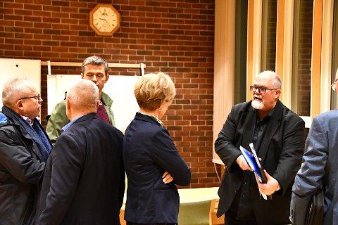 INGEN STORE KUTT: Rådmann Wictor Juul presenterte ingen dramatiske kutt for kommunestyret onsdag kveld.