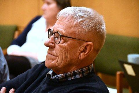 ETTERLYSTE «VITET»: Arne Kleppa føreslo ei formulering han håpa var nok til å få Sandnes til å «ta til vitet» når det gjeld deltaking i Ryfylkefondet.