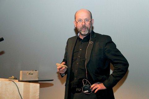 SATSER I NORDMARKA: Bjørn Rygg har opprettet et boreselskap i Nordmarka gjennom Fiskå Maskin Holding.