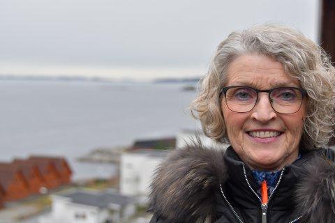 FOR TIDLEG UTE: Helsesjef Grete Strømsmo fortel at nokre som skal ta vaksine er litt vel ivrige og kjem lang tid før avtalt tid.