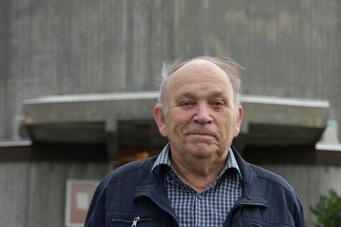 NY LEIAR: Det blei gjort omrokkeringar i leiinga av fellesrådet i sist møte. Tor Jan Aarstad tok over ansvaret som leiar etter Eirik Stople, på grunn av sterkt arbeidspress, fortel Aarstad.