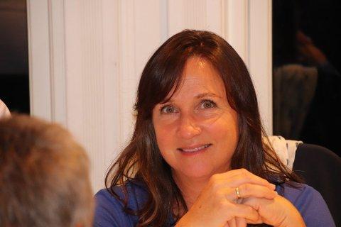 TAKKNEMLEG: Strand-ordførar Irene Heng Lauvsnes er takknemleg for den ekstraordinære innsatsen dei tilsette i kommunen nå gjer.