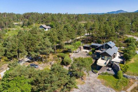 – UNIK: Eigedomsmeklaren meiner hytta har ein unik arkitektur.