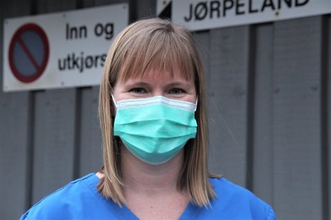 EI UKE: Fungerende smittevernlege Hanna Moldekleiv gleder seg over at den siste uka har gått uten flere registrerte smittede, men advarer mot å senke skuldrene av den grunn.