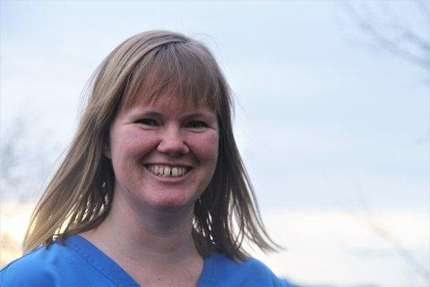 MØTER OPP: - Folk i Strand har vært flinke til å møte opp til vaksinering, sier fungerende smittevernlege Hanna Moldekleiv.