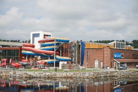 – Dampsaga bad utviklet seg som flaggskip – nå må erkjenne at skipet har gått på grunn, sier Bjørn Ludvig Bergsmo (Sp) da fremtiden til Dampsaga Bad & Gym ble behandlet i formannskapet torsdag.