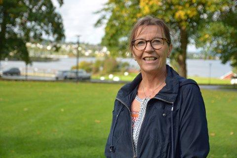 Grete H. Bratberg fra Steinkjer forsker på angst.