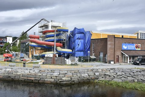 Steinkjerbygg har påvist manglende vedlikehold siden åpningen i 1994.