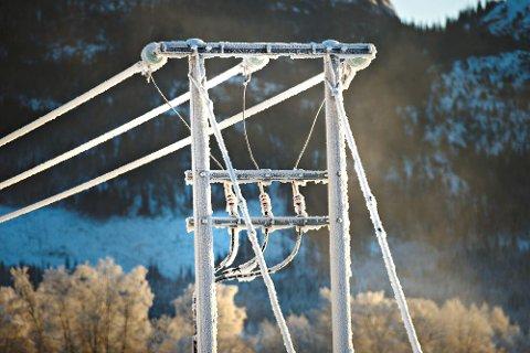 Fra og med i dag er det varslet et gigantisk prishopp på strøm (Arkivfoto: Harald Sæterøy, Trønder-Avisa)