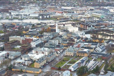 Økning i frie midler: Steinkjer kommune får totalt i overkant 1,5 milliarder kroner totalt.