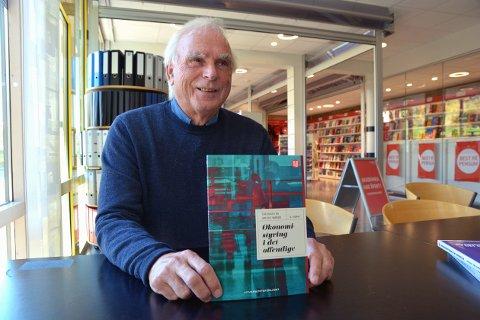 Jan Ole Vanebo er en nestor innen faglitteratur om offentlig ledelse i Norge.