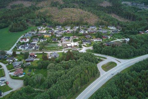INNBRUDD: Flere beboere på Lerkehaug i Steinkjer har opplevd innbrudd i garasjer og boder den siste uka.