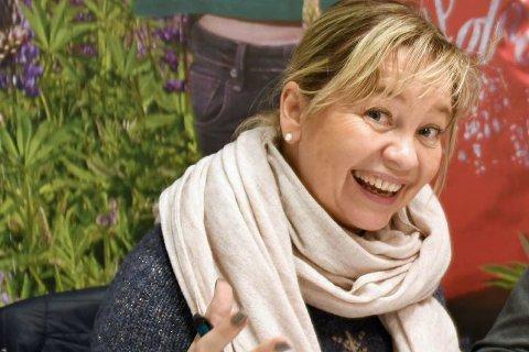 Anita Østby i Steinkjer næringsforum gleder seg til en ny Steinkjermartna, selv om den blir litt annerledes enn vi er vant til.